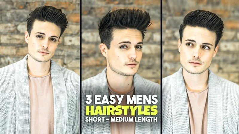 Mens-Hairstyles-Short-Medium-Length Mens Hairstyles Short Medium Length