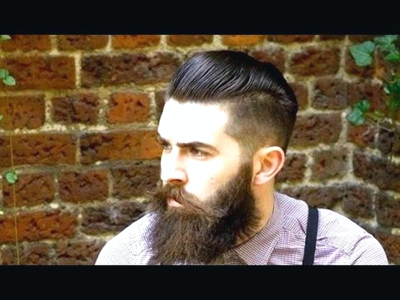 Mens-Hairstyles-Short-Ponytail Mens Hairstyles Short Ponytail