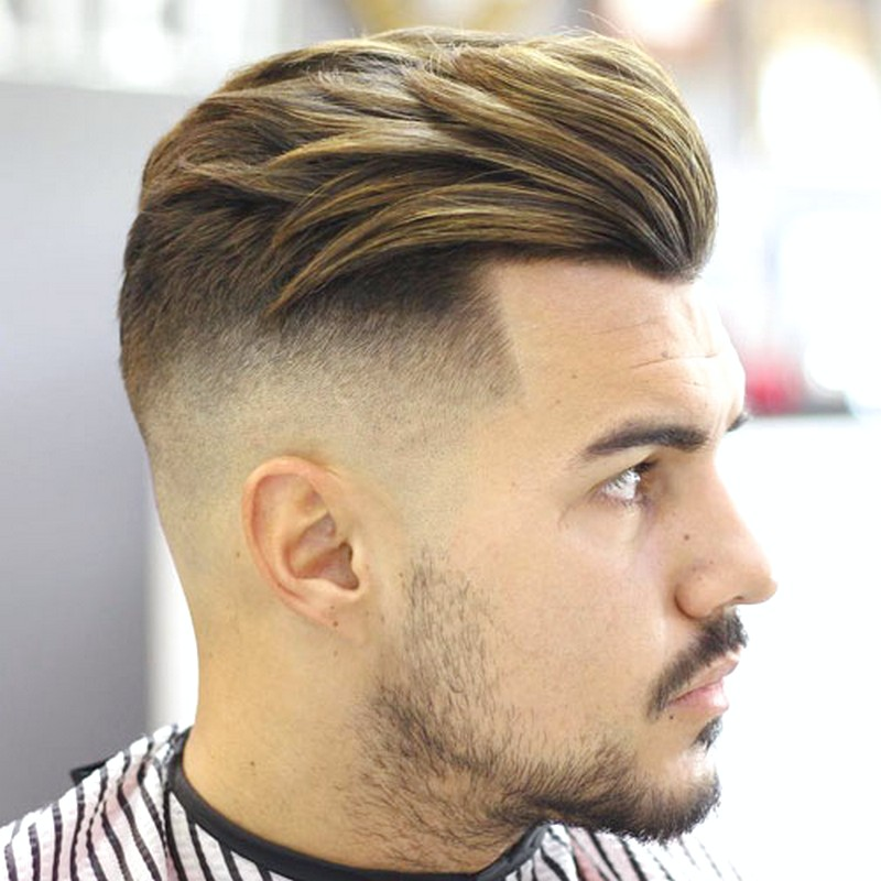 Mens-Hairstyles-With-A-Fade Mens Hairstyles With A Fade