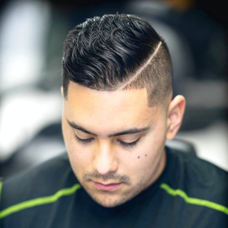 Mens-Round-Face-Hairstyle-2020 Mens Round Face Hairstyle 2020