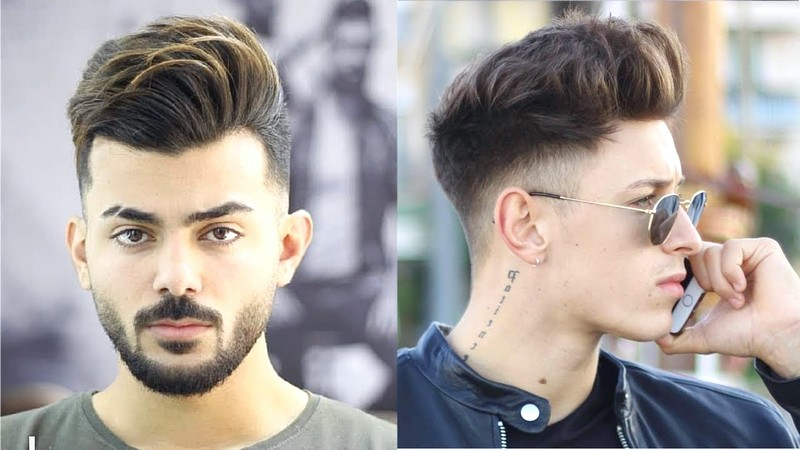 Mens-Short-Hairstyle-Trends-2019 Mens Short Hairstyle Trends 2019