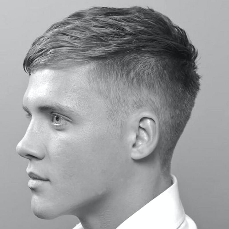 Mens-Short-Taper-Fade-Haircut Mens Short Taper Fade Haircut