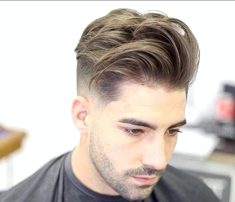 New-Trends-In-MenS-Hairstyle New Trends In Men'S Hairstyle