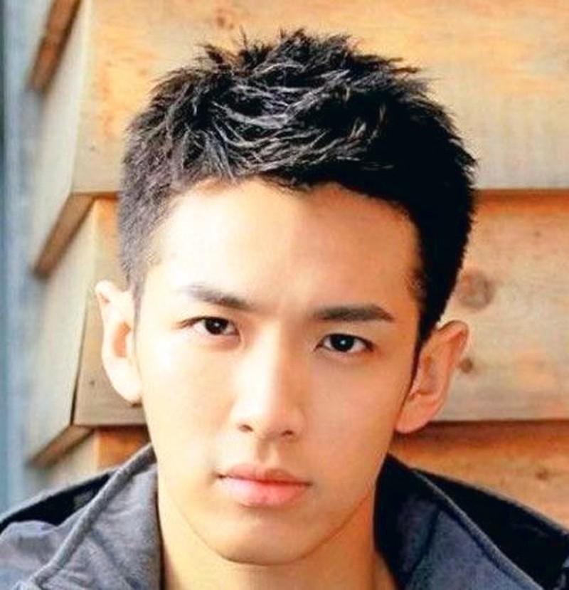 Short-Asian-MenS-Hairstyles-2020 Short Asian Men'S Hairstyles 2020