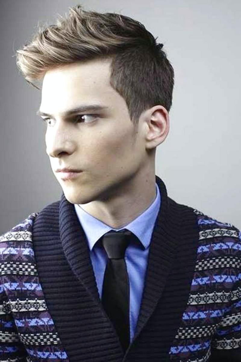 Short-Clean-Cut-MenS-Hairstyle Short Clean Cut Men'S Hairstyle