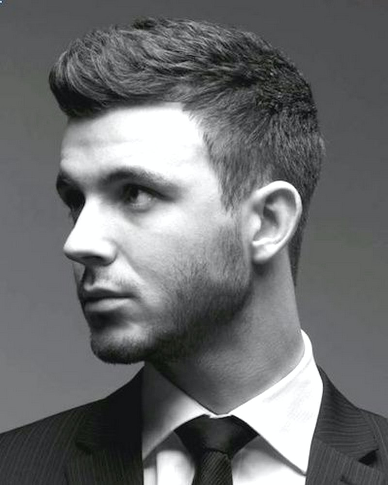 Short-Clean-Cut-MenS-Hairstyles Short Clean Cut Men'S Hairstyles
