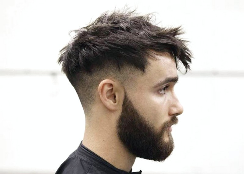 Short-Messy-MenS-Hairstyles Short Messy Men'S Hairstyles