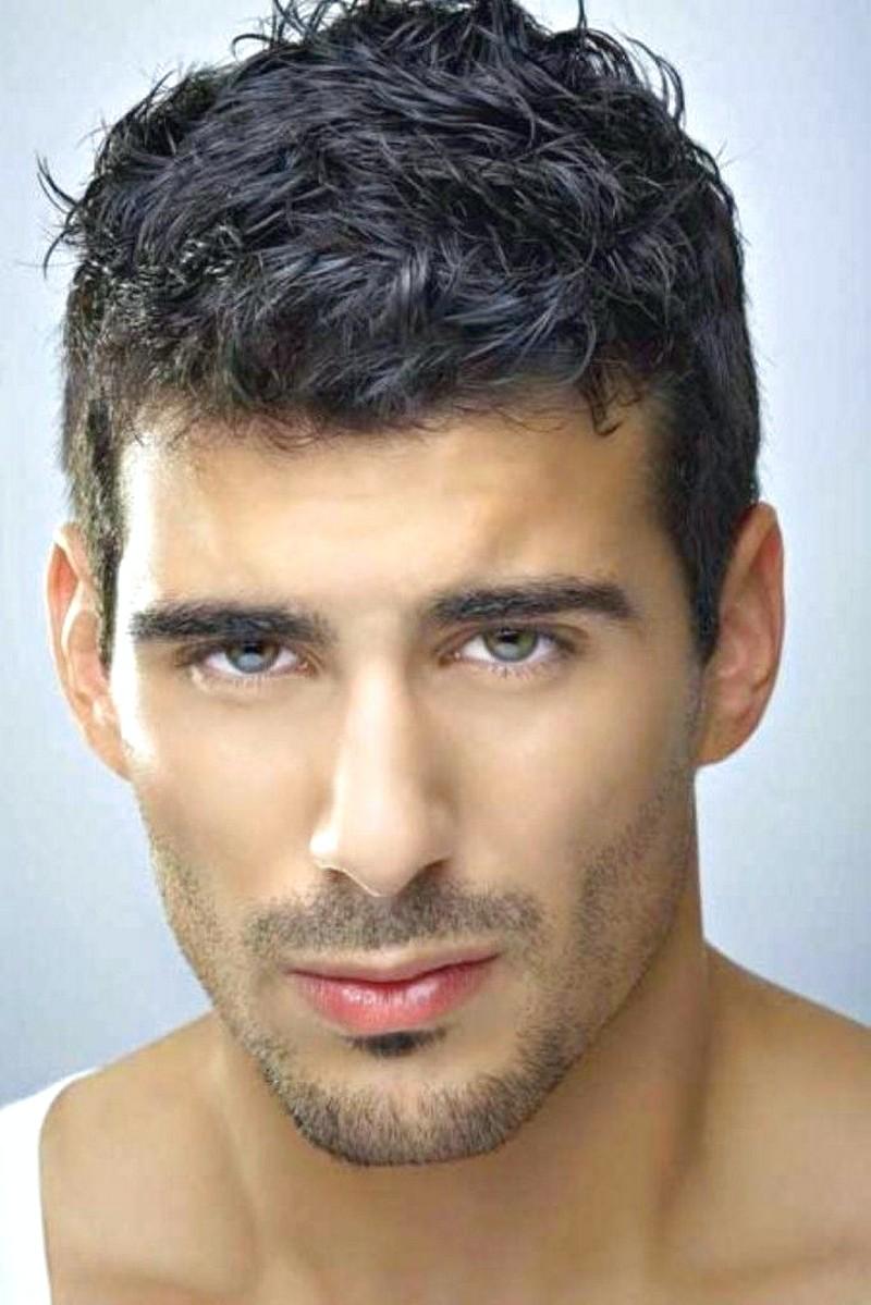 Trendy-MenS-Hairstyles-Curly-Hair Trendy Men'S Hairstyles Curly Hair