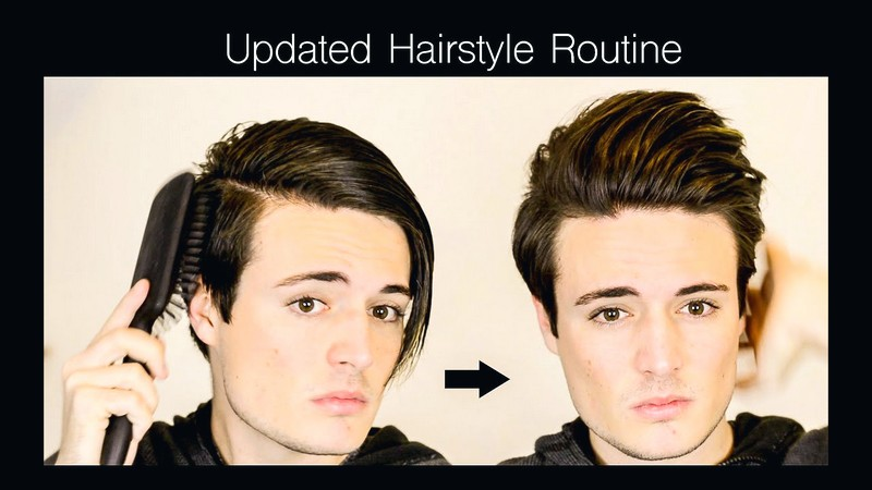 Updated-MenS-Hairstyles Updated Men'S Hairstyles