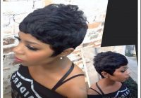 28 Piece Weave Short Hairstyle 5