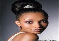 African American Hair Bun Hairstyle 7