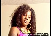 Beach Curl Weave Hairstyles 12