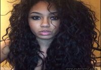 Beach Curl Weave Hairstyles 8