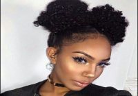 Black Natural Hairstyles For Medium Length Hair 10