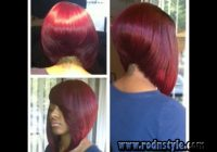 Bob Hairstyle Sew In 11