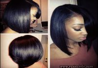 Bob Hairstyle Sew In 7