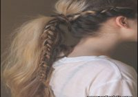Braided Hairstyles For Thin Hair 3