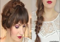 Braided Hairstyles For Thin Hair 9