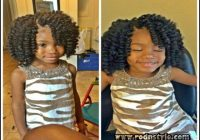 Crochet Hairstyles For Kids 1