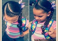 Cute Hairstyles For Mixed Curly Hair 2