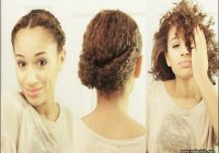 Cute Hairstyles For Mixed Curly Hair 9