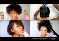 Flat Iron Hairstyles For Black Short Hair 0