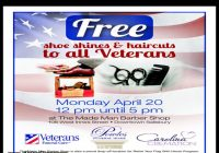 Free Haircuts For Veterans 2