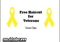 Free Haircuts For Veterans 6
