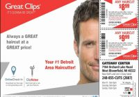 Great Clips Haircut Prices 2