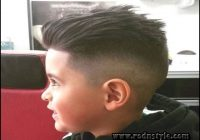 Haircut For Kid Boy 2