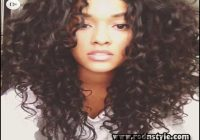 Haircuts For Thick Curly Frizzy Hair 9