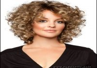Haircuts For Thin Curly Frizzy Hair 10