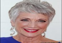 Hairstyles For Gray Hair Over 60 9