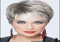 Hairstyles For Grey Hair Over 60 11