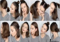 Hairstyles For Shorter Hair 3