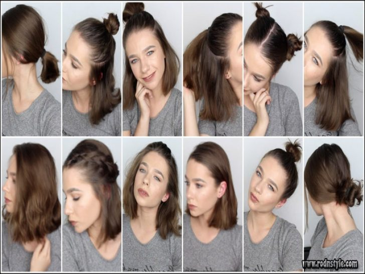 Permalink to How You Can (Do) Hairstyles For Shorter Hair Almost Instantly