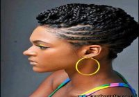Hairstyles With Braids For Black People 1