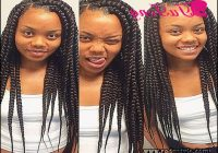 Hairstyles With Jumbo Braiding Hair 11