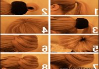 Indian Hairstyles For Thin Hair 3