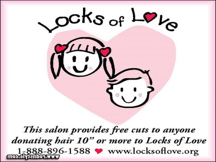 Permalink to 11 Ways to Completely Ruin Your Locks Of Love Free Haircut