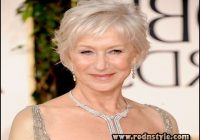 Short Haircuts For Mature Women 10