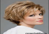 Short Haircuts For Mature Women 3