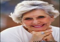 Short Haircuts For Women Over 70 4