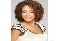 Short Jerry Curl Weave Hairstyles 13