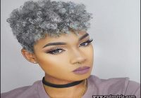 Short Natural Hairstyles With Color 5