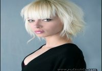 Short To Medium Hairstyles With Bangs 11