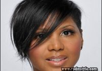 Short Weave Hairstyles For Round Faces 4