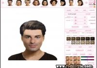 Test Out Hairstyles Online Free 13
