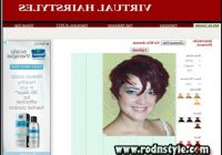 Test Out Hairstyles Online Free 5