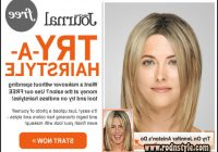 Try Hairstyles On Your Photo Free 0